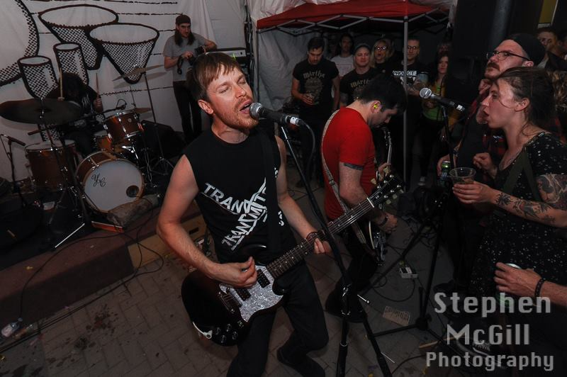 punk, ottawa, explosion, 2015, steve adamyk band