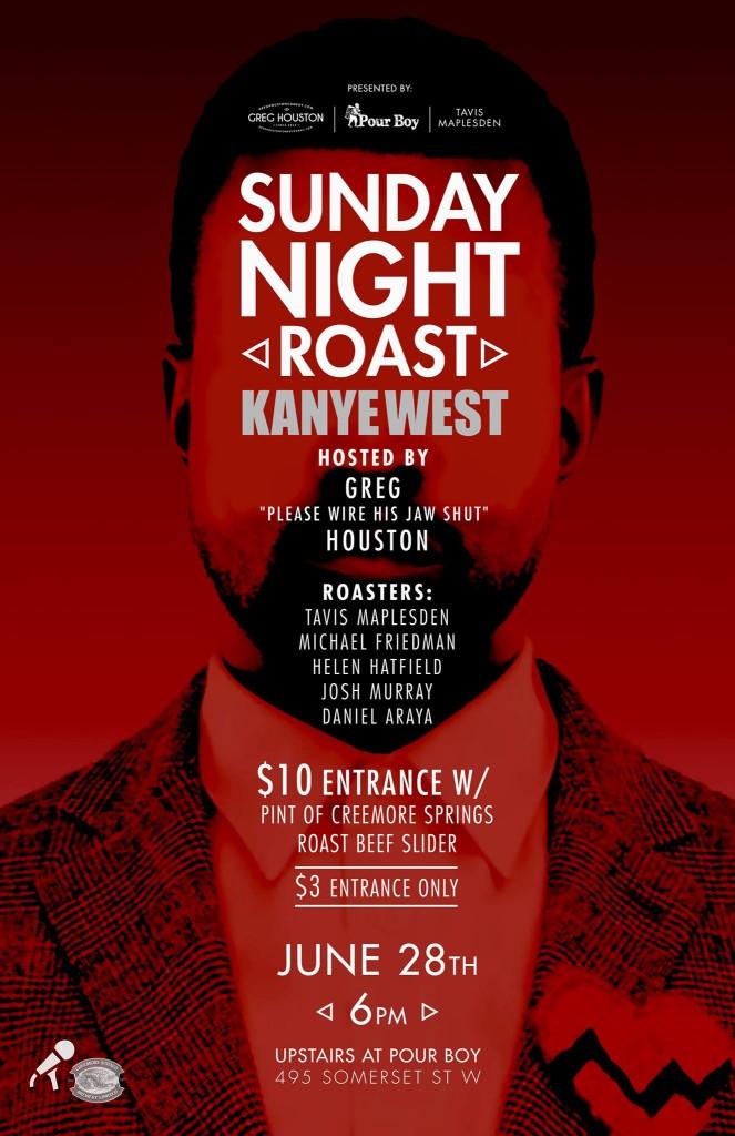 Roast-Kanye