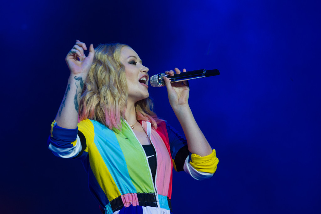 Iggy Azalea performs at the RBC Bluesfest in Ottawa on Saturday, July 11th, 2015. ~ RBC Bluesfest Press Images