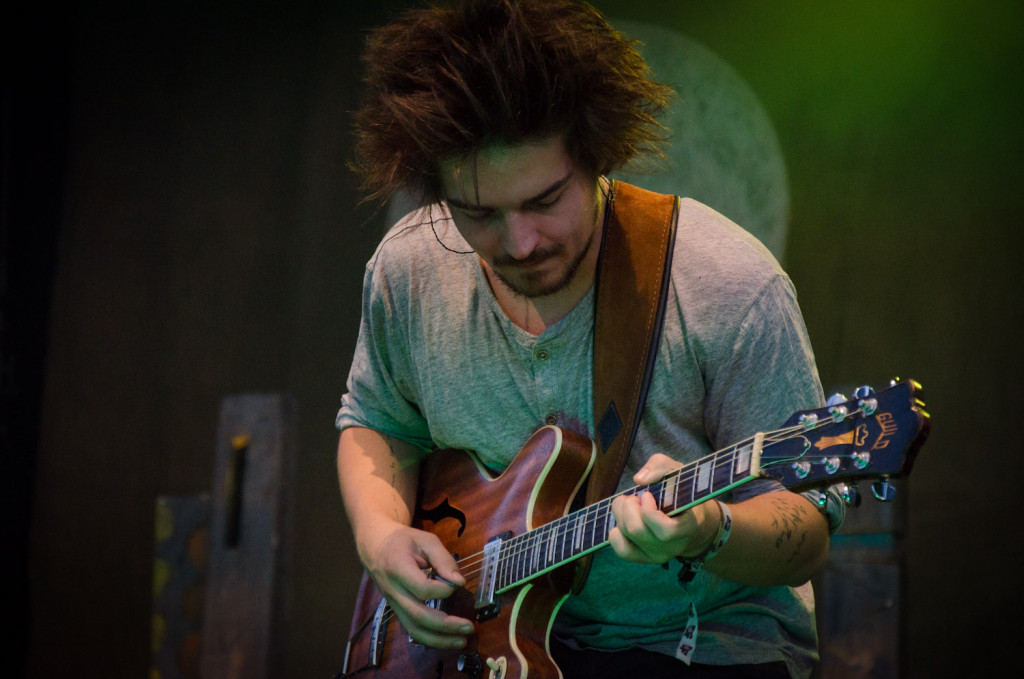 Milky Chance is seen here performing at  the RBC Bluesfest in Ottawa on Saturday, July 18, 2015 ~  RBC Bluesfest Press Images  PHOTO/Danyca MacDonald