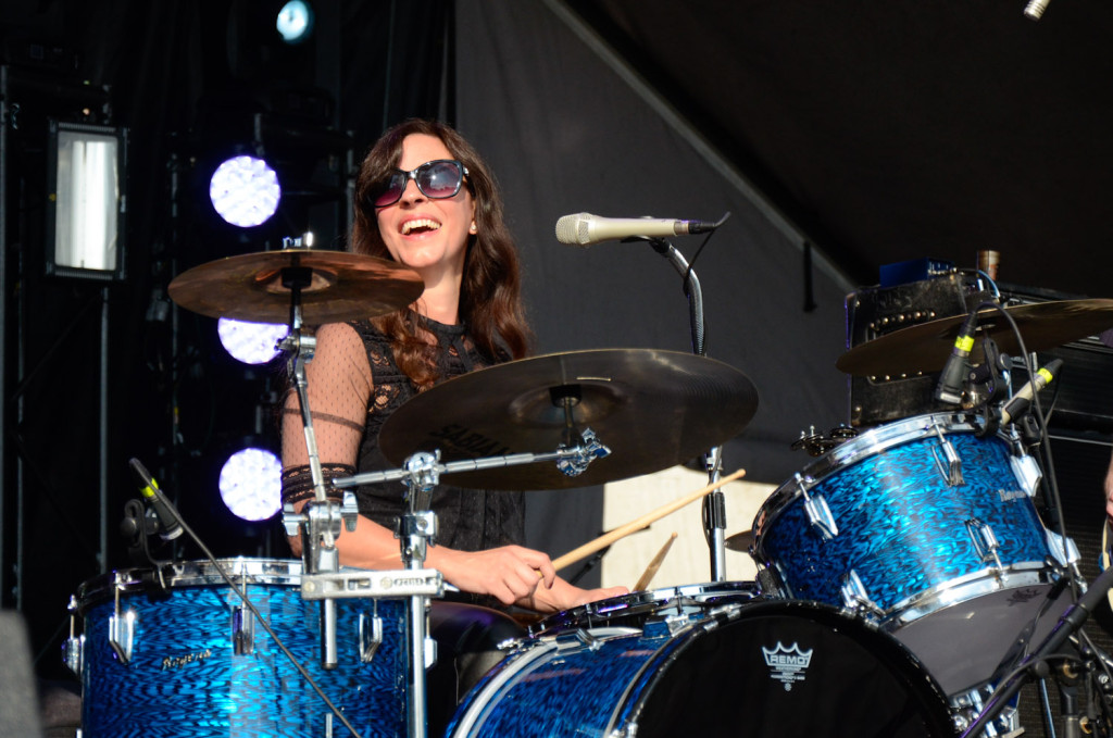 River City Junction is seen here performing at  the RBC Bluesfest in Ottawa on Thursday, July 9  2015. ~  RBC Bluesfest Press Images  PHOTO/Danyca MacDonald