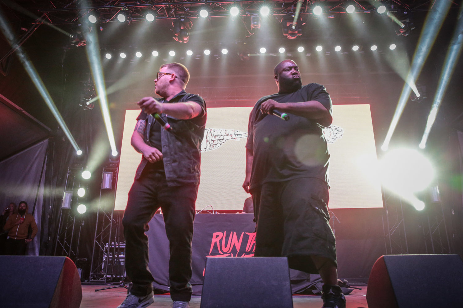 Run the jewels, ottawa, bluesfest