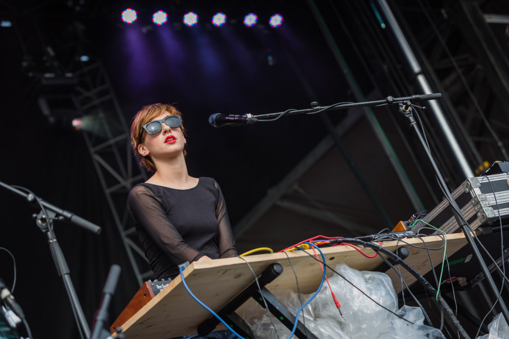 Operators performing at the RBC Bluesfest in Ottawa on Tuesday, July 14, 2015 ~RBC Bluesfest Press Images, Photo: Scott Penner