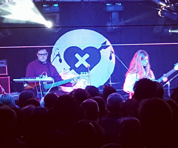 DIANA at Sappyfest 2015