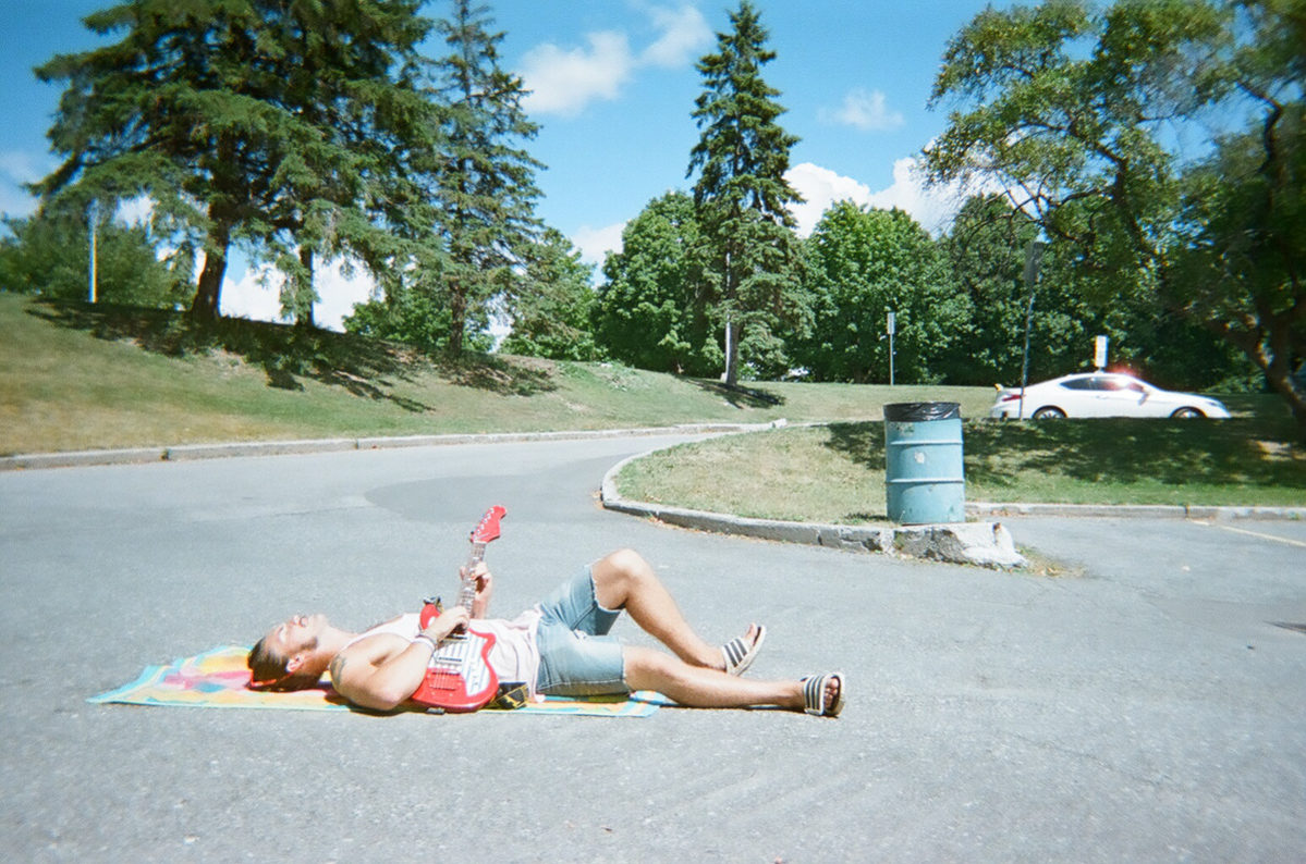Ottawa, Blve Hills, surf rock