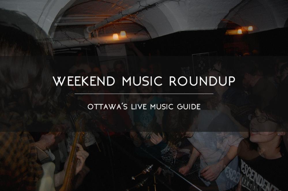 Ottawa, music, concerts, live