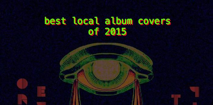 Best Album Covers 2015