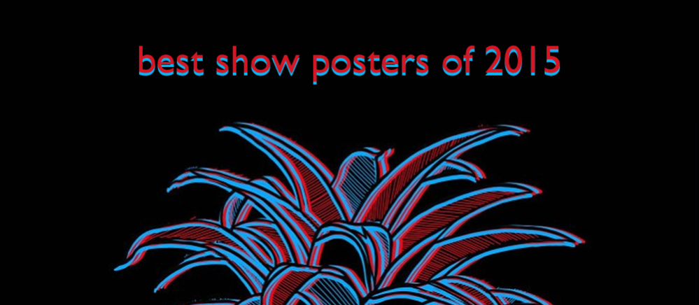 Best posters, 2016, ottawa, concert, concerts, shows, live music