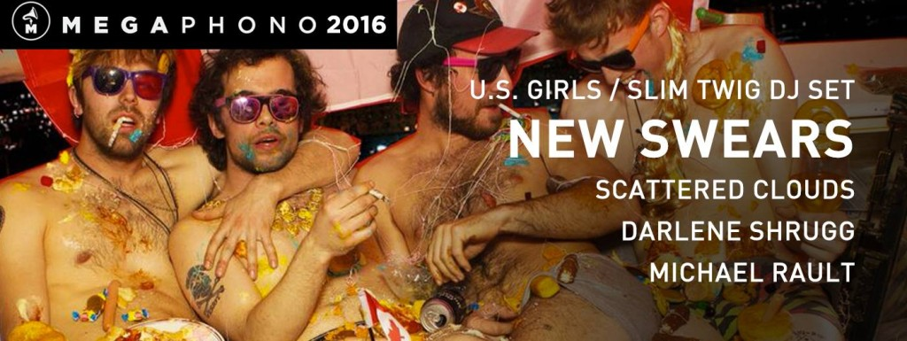 ottawa, new swears, u.s. girls, slim twig, megaphono