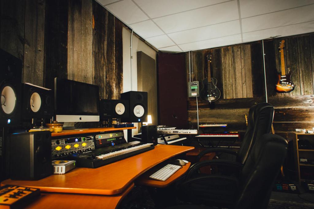 Shoebox recording, studio, ottawa