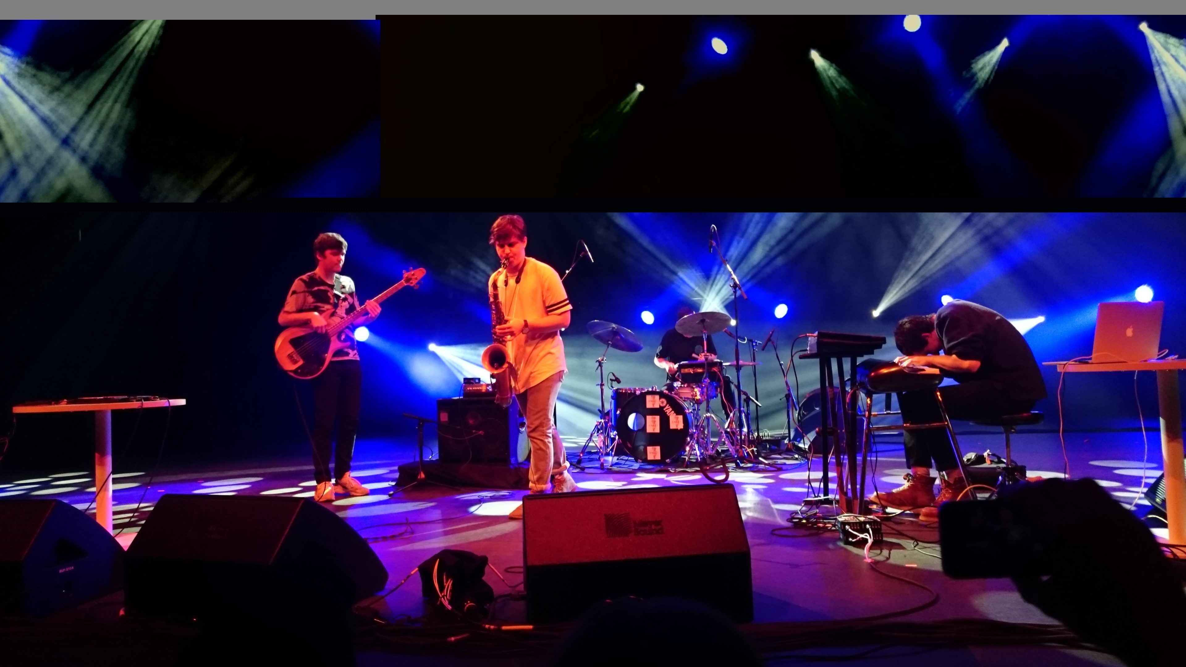 BBNG, BadBadNotGood, Ottawa, Algonzuin Commons Theatre, music