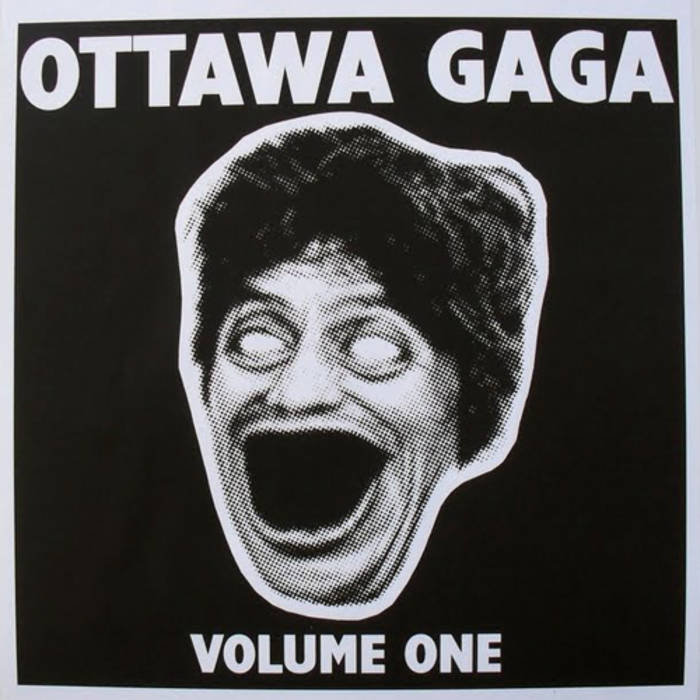 ottawa, gaga weekend, explosion, punk, compilation