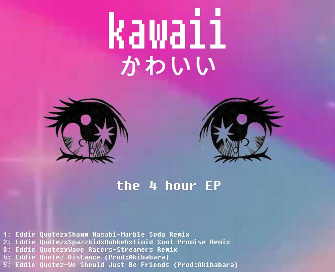 eddie quotez, ottawa, music, kawaii