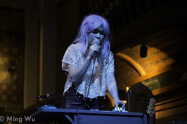 Pippahauntas @ St. Alban's Church. Photo by Ming Wu/Photogmusic