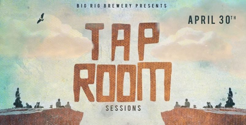 big rig, brewery, tap room sessions, beer, ottawa