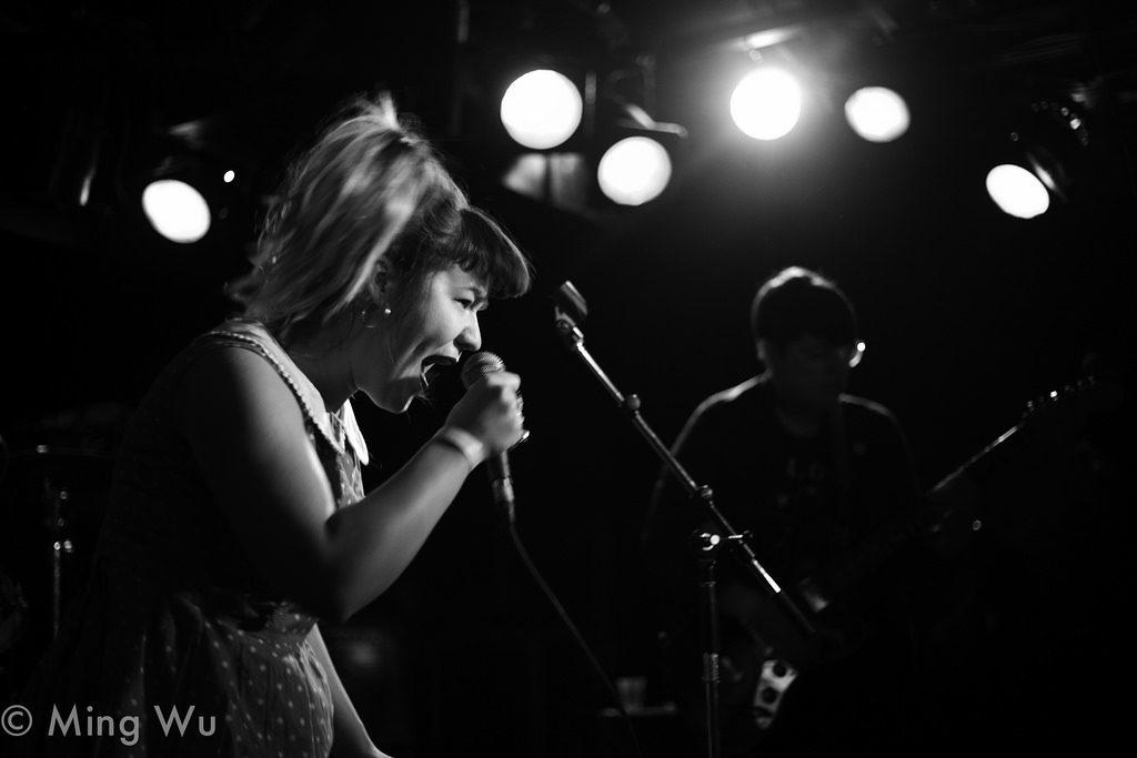 New band DOXX killing it at Zaphod Beeblebrox in Ottawa. Photo: Ming Wu
