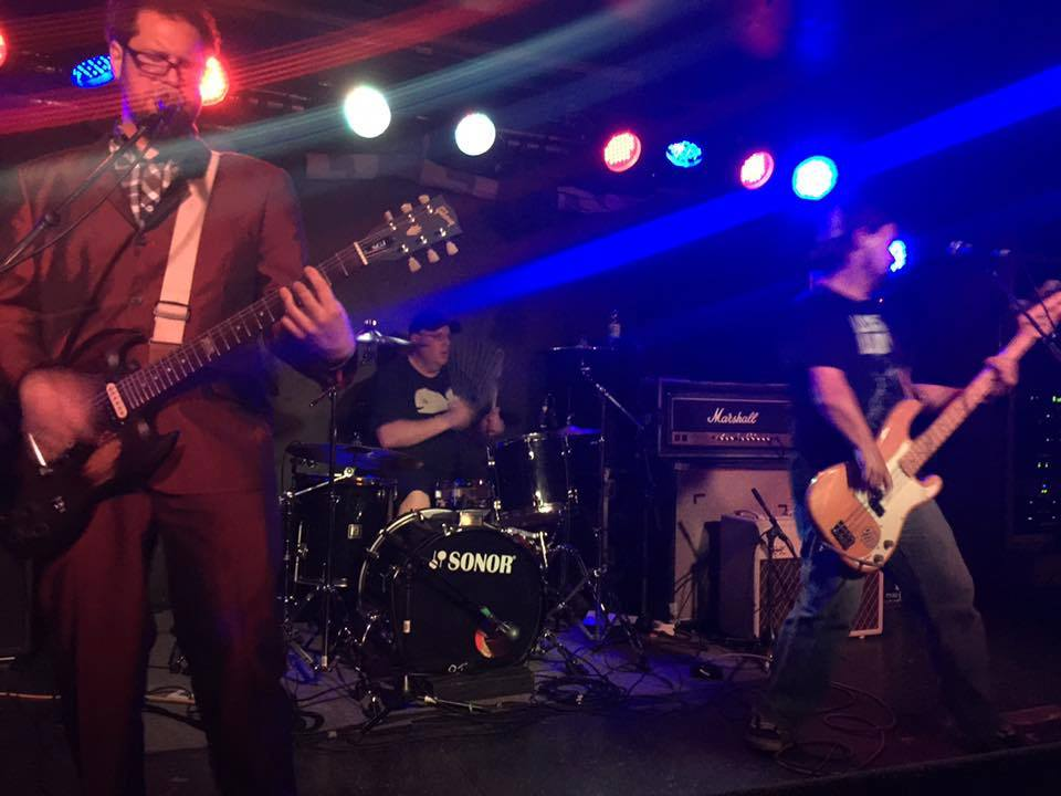 Audio Visceral dressed to impress at Ritual Nightclub. Photo taken from their Facebook.