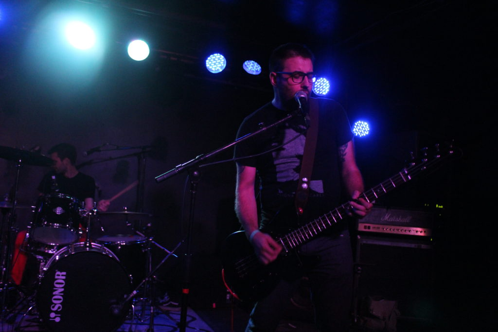 No Fuss showing us less can be more at Ritual Nightclub during Ottawa Explosion Weekend 2016 in Ottawa. Photo: Eric Scharf