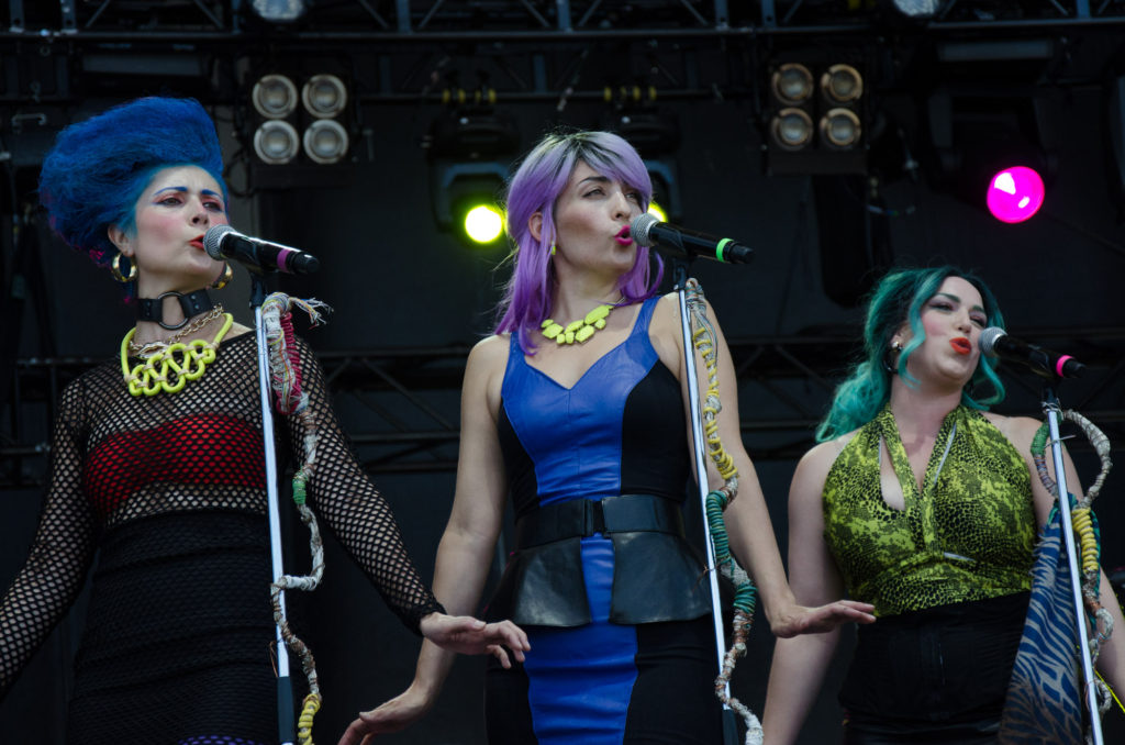 The PepTides is seen here performing at the RBC Bluesfest in Ottawa on Sunday, July 17, 2016.The RBC Bluesfest is ranked by Billboard Magazine as one of North America's top ten festivals. ~ RBC BluesfestPress Images PHOTO/Danyca MacDonald