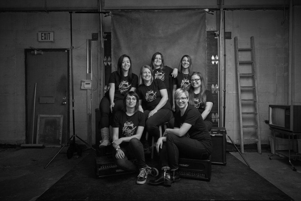 Girls+ Rock Ottawa