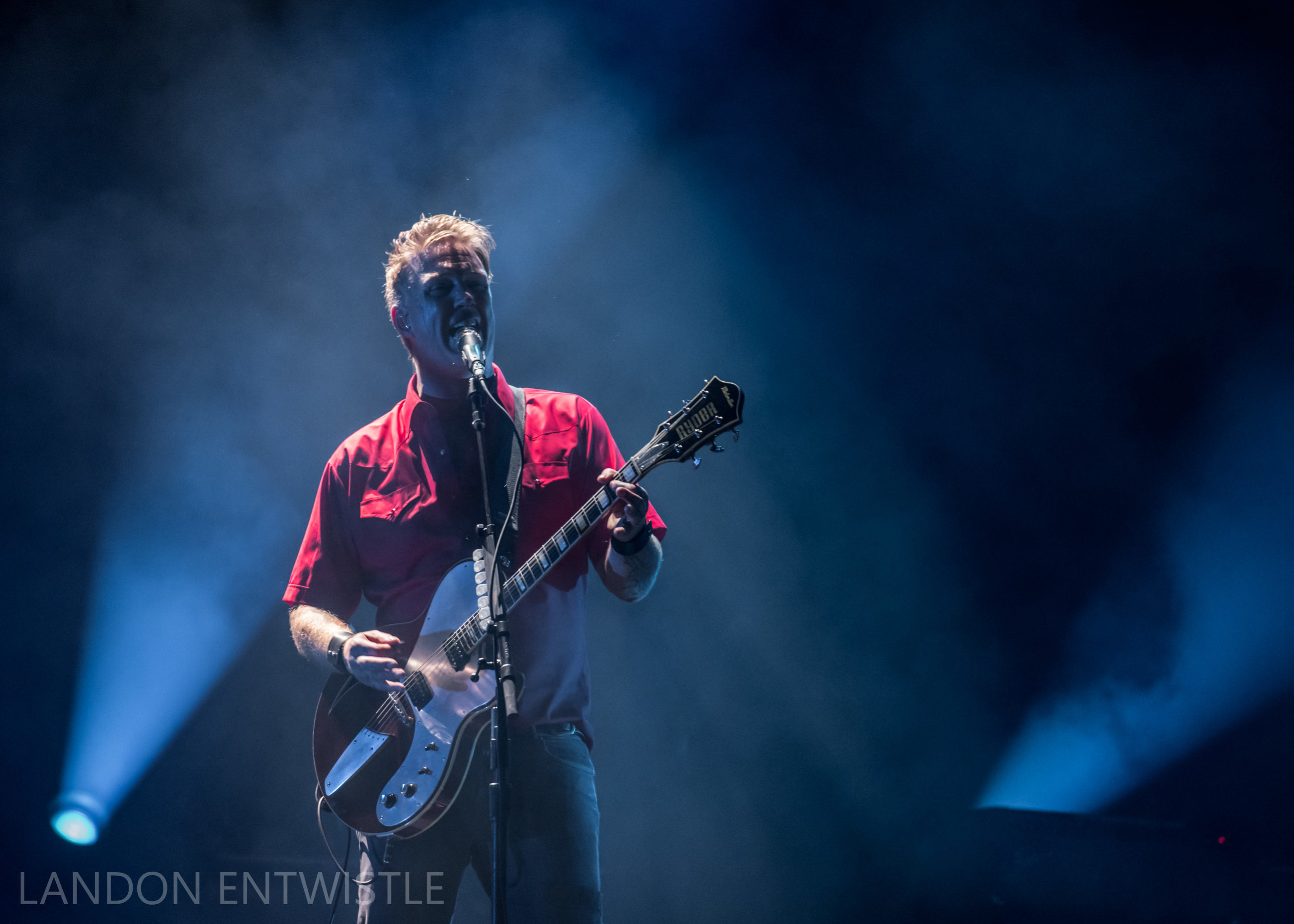 Queens of the Stone Age Rockfest