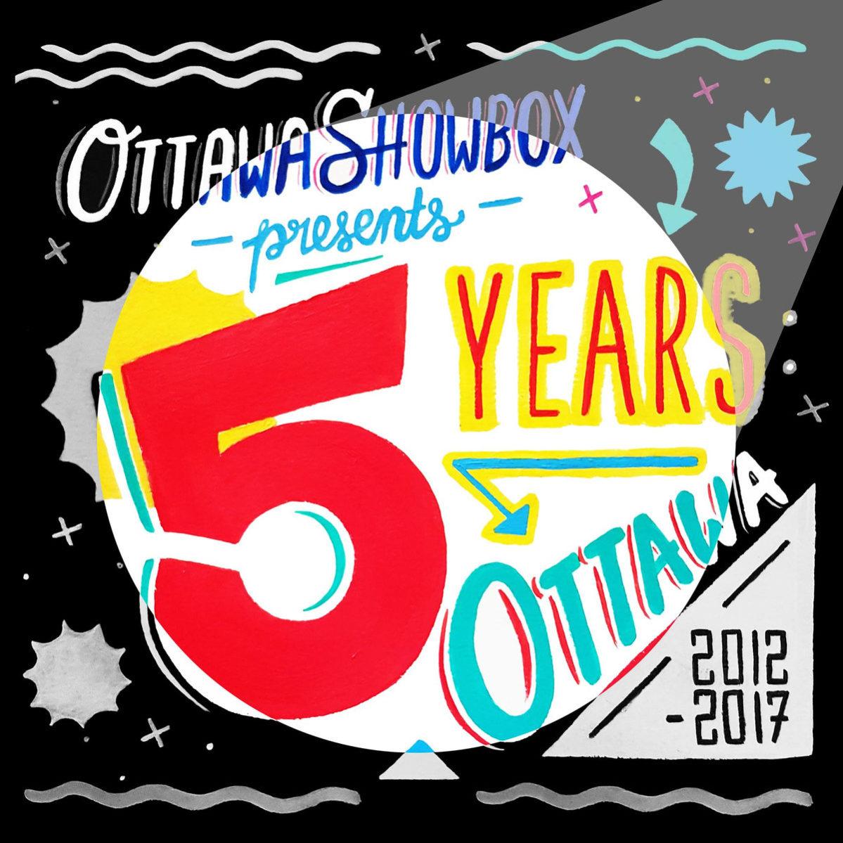 five years 2012-2015