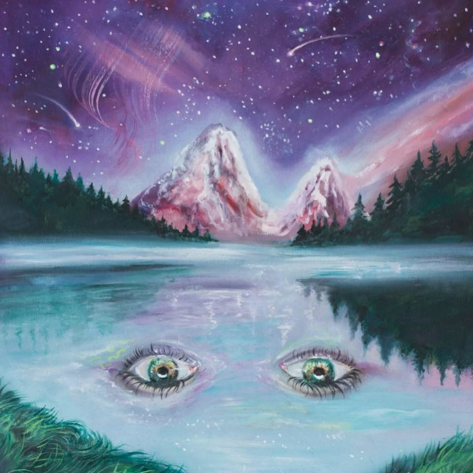 Mountain Eyes