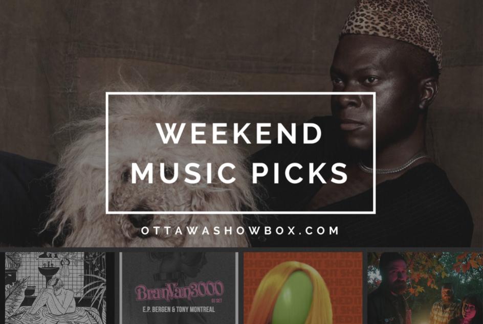 Weekend music picks (8)