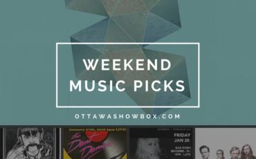 Weekend music picks (9)