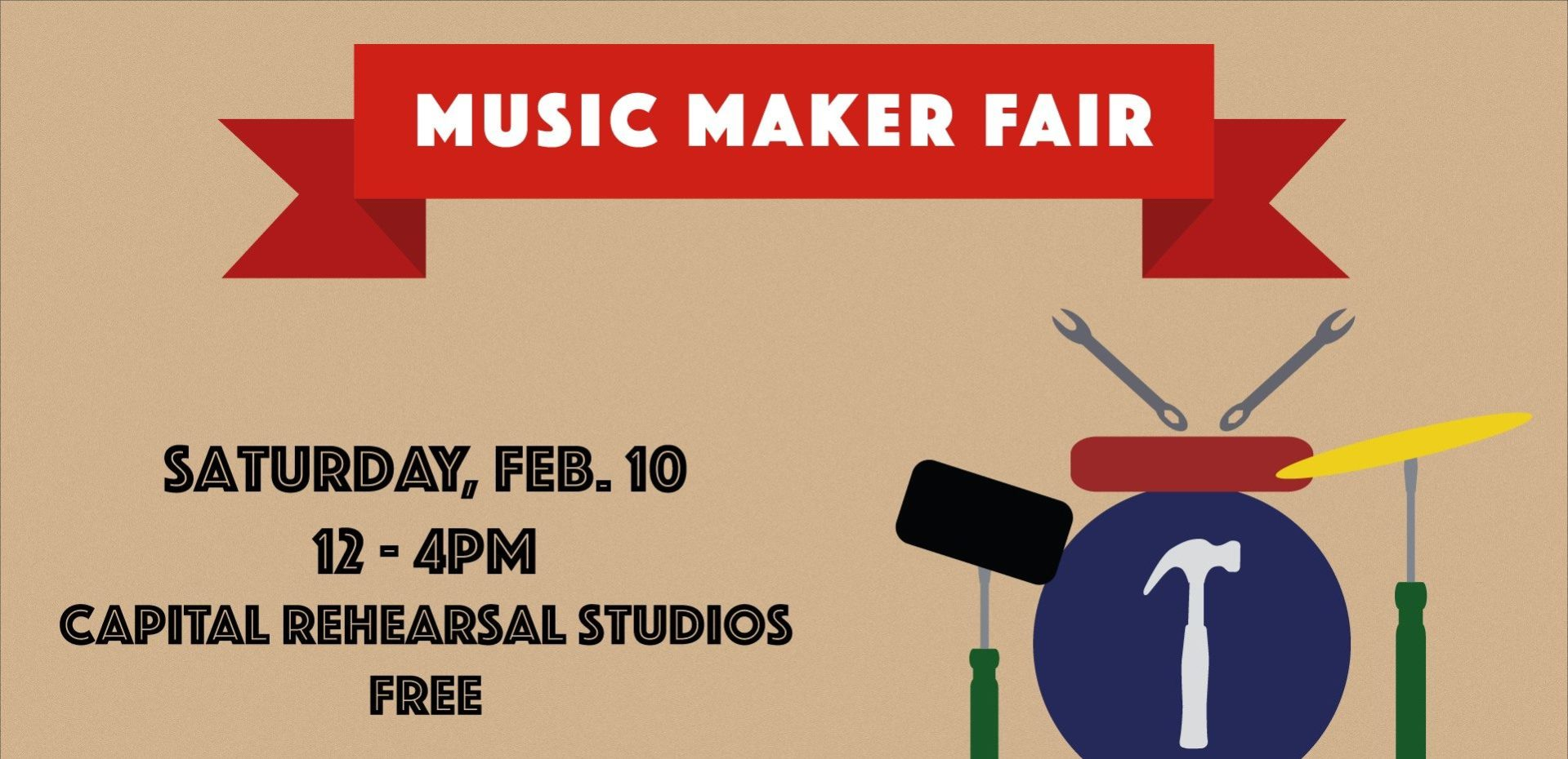 music maker fair trade show