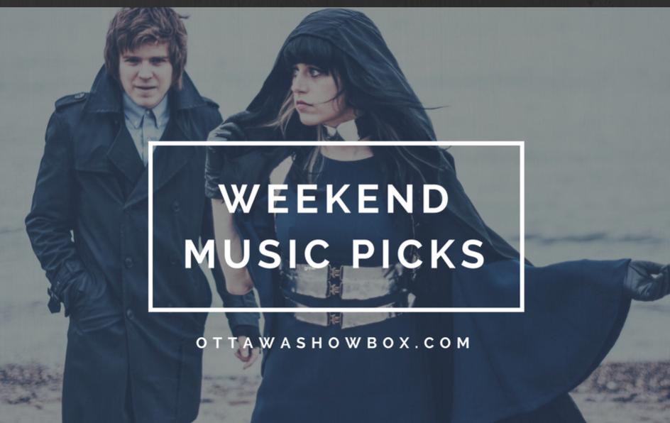 Weekend music picks (11)