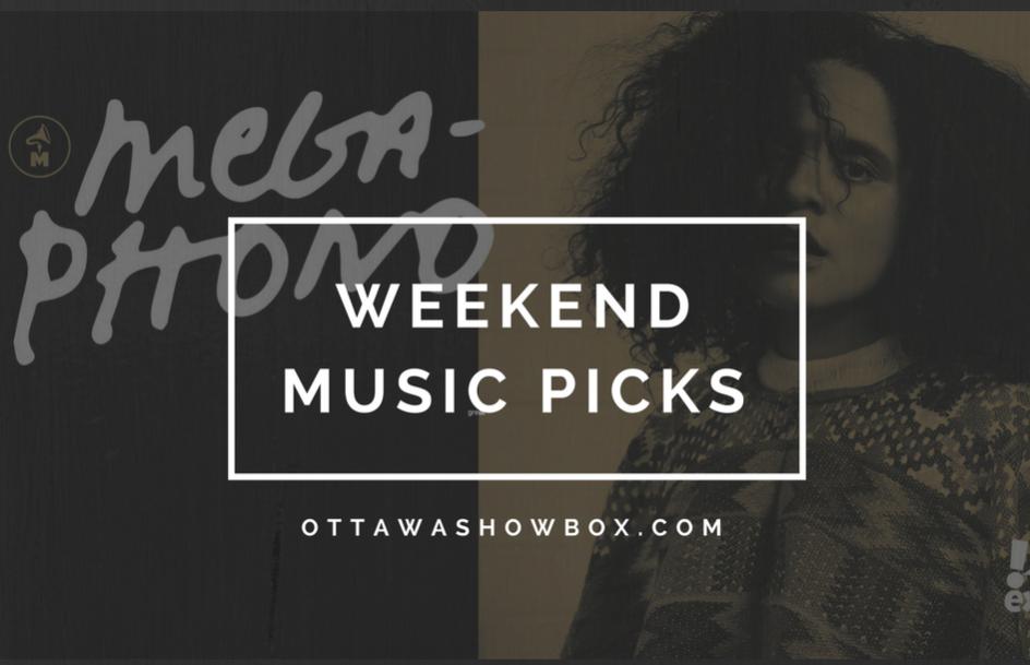Weekend music picks (12)