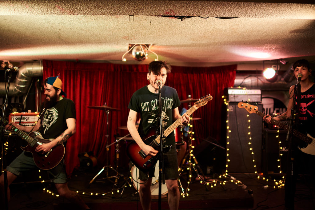 Topsy Turvy at House of TARG