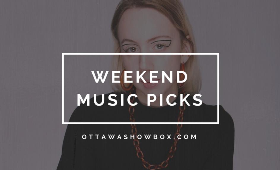 Weekend music picks (21)