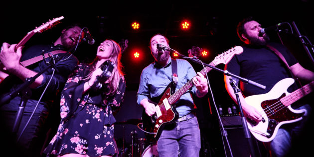 Gallery: Amos The Transparent 'Anniversaries' Release Party at The 27 Club