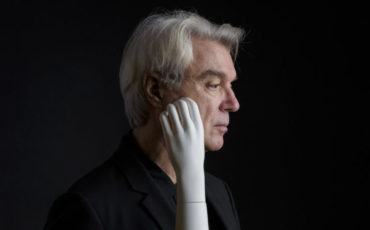 David Byrne Portrait Session