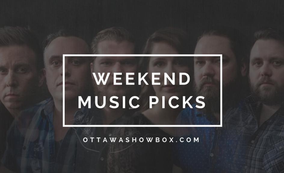 Weekend music picks (23)