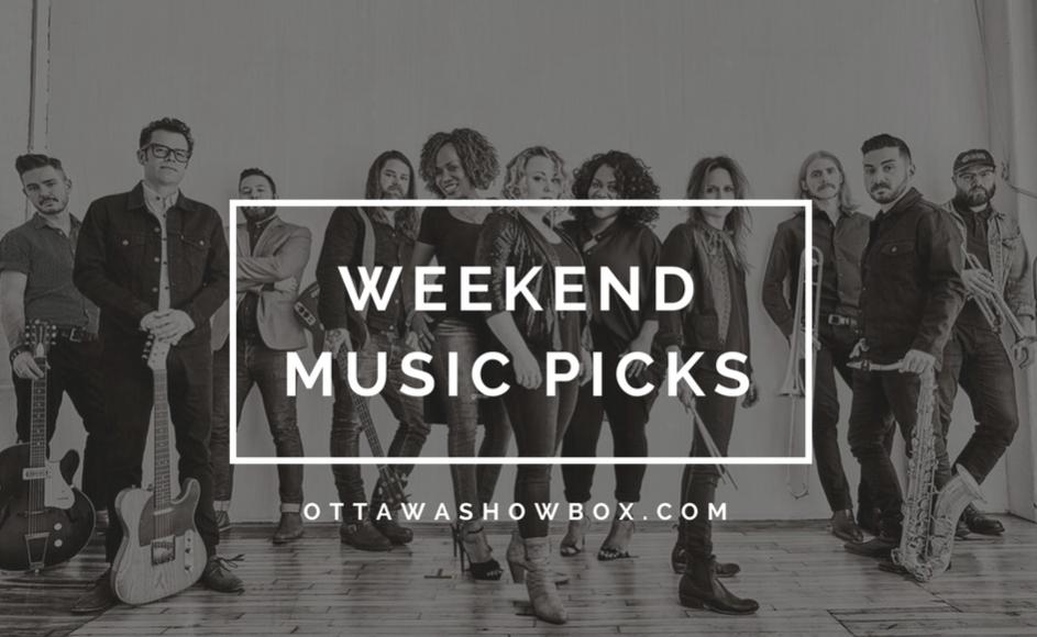 Weekend music picks (29)