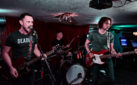 Ornaments, Saint Clare and Lost Acres rocked House of Targ