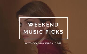 Weekend music picks