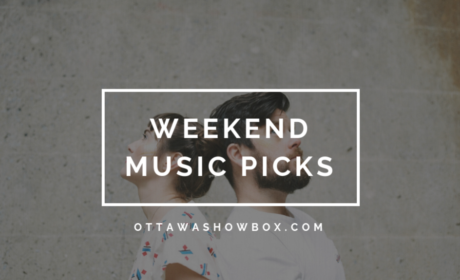 Weekend music picks (43)