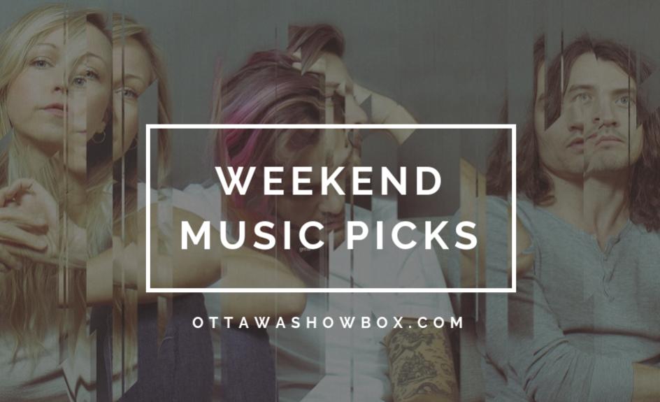 Weekend music picks (44)