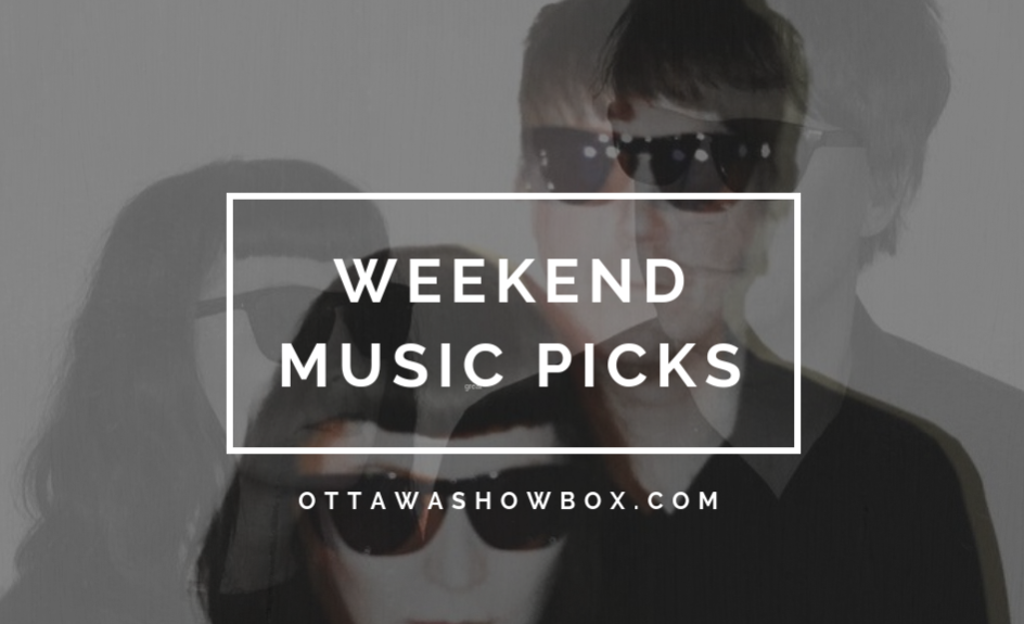 Weekend music picks (45)