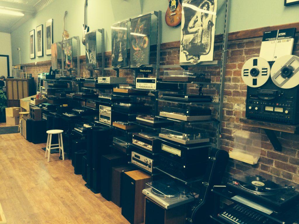 record centre